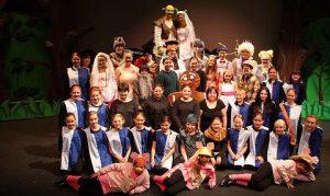 Broadway Upstate Shrek 2013